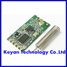 5pcs/lot HC-11 433MHz wireless RF serial UART module CC1101 5V 3V AT command