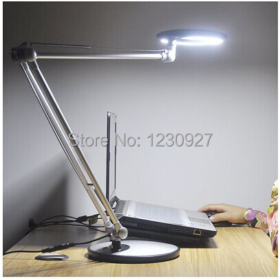 Classic American professional graphics work long arm table light Student Learning lamp LED Lamp eye-protective lamp