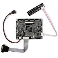 VGA+AV LCD Controller Board For 7