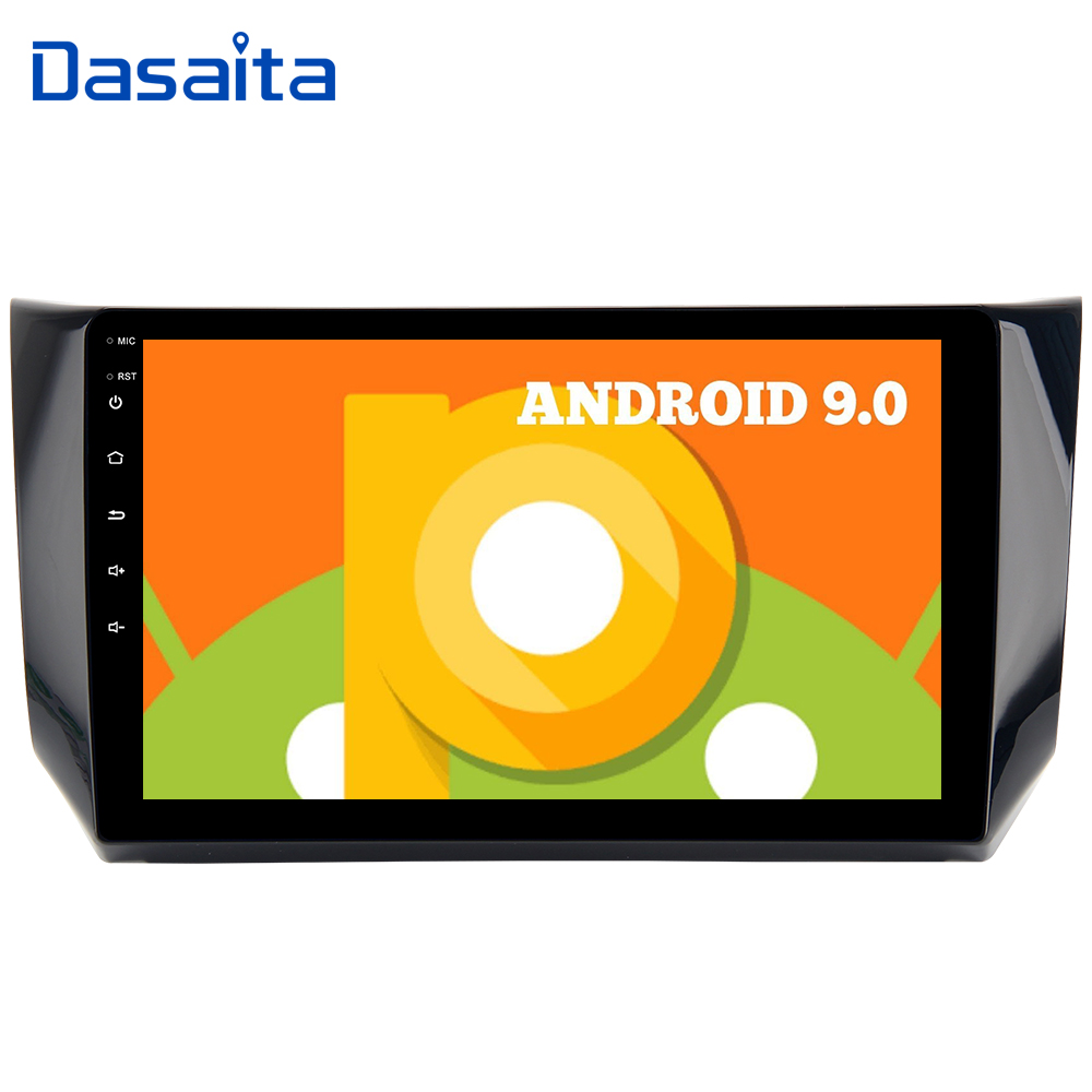 Excellent 1 din car stereo GPS Radio Android 9.0 Car Radio Player for Nissan Sylphy B17 Sentra  Accessori Auto 0