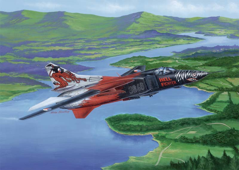 Trumpeter model kit 02854 1/48 Russian MIG-23MF Flogger-B plastic model kit цена