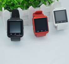 U8 Clock WristWatch Bluetooth Smart Watch for Samsung HTC LG Push Message Bluetooth Connectivity Android Phone