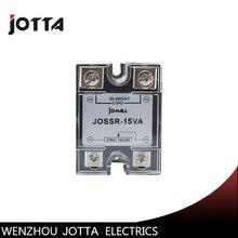 цена на SSR -15VA VR To AC 15A Solid State Voltage Regulator SSVR