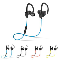 Sport Wireless Bluetooth Headset Stereo Headphone Earphone for cell phone Samsung Android Phones