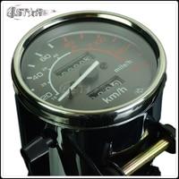 Motorbike Glass And Metal Speedometer Gauge For HONDA STEED VLX400 VLX600 Rebel CMX250 CA250 1996 2011 CMX250C 2003 2011