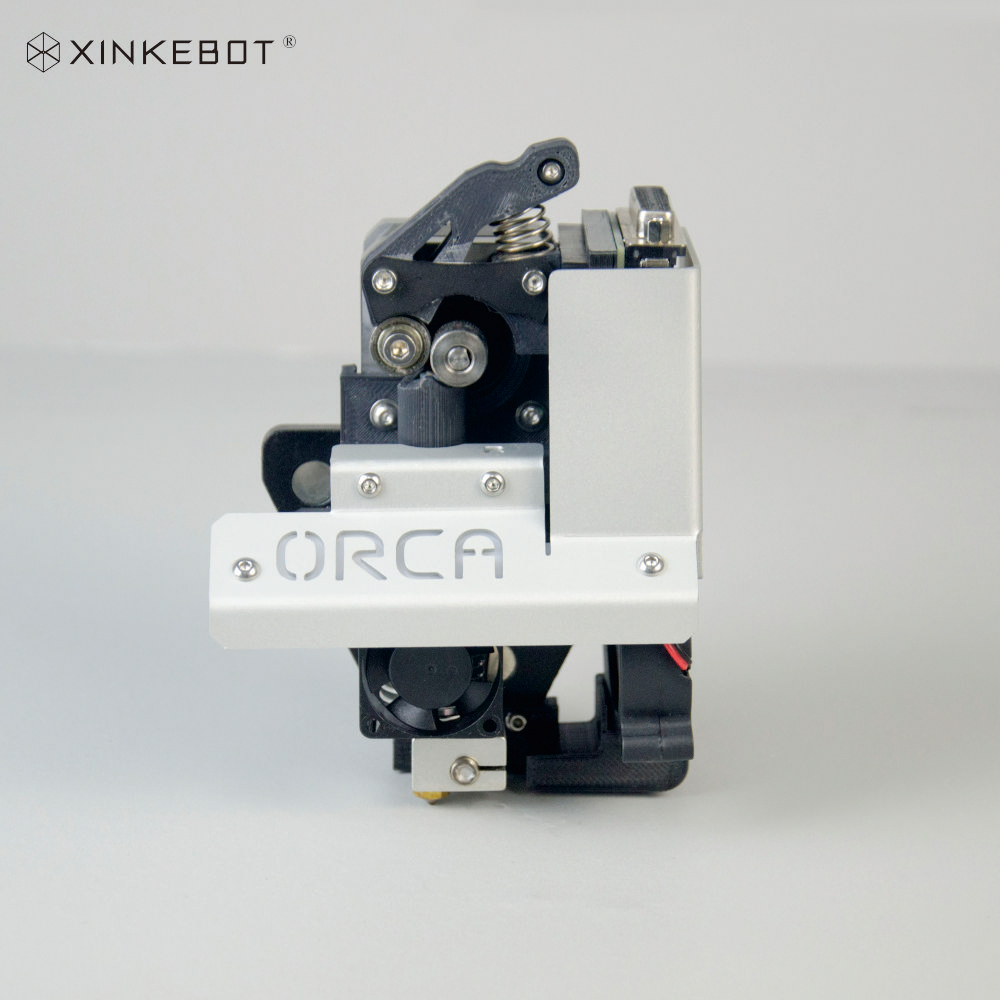 Metal Frame High Quality Anti-clogging 3D Printer Single Extruder for Xinkebot Orca2 Cygnus Large 3D Printer  2017 xinkebot all metal 3d printer led single dual extruder 400x400x480mm big size 3d printer