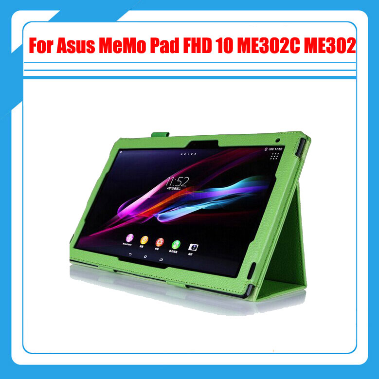 Ultra Stand Case for Asus MeMo Pad FHD 10 ME301 ME301T ME302 ME302C ME302KL tablet + Stylus new touch screen digitizer glass for asus memo pad fhd 10 me302 me302c k005 me302kl k00a 5425n fpc 1 100% working perfectly