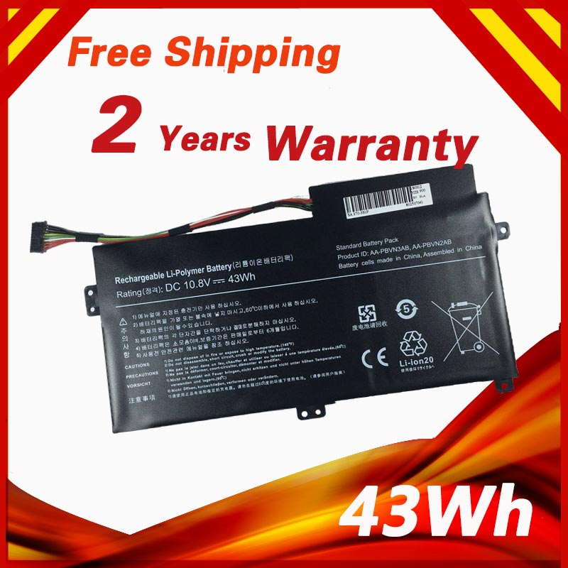 Golooloo Laptop Battery For Samsung NP470 NP510 NP450R5E NP370R4E NP370R5E-S05 NP510R5E AA-PBVN3AB 1588-3366 BA43-00358A