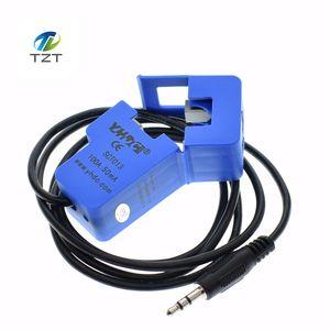 Image 5 - Capteur de courant alternatif 100A de transformateur de courant alternatif de noyau fendu Non invasif de 5 pièces SCT 013 000