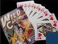 Wild Card Bicycle  - Magic Trick,card,close up magic/stage,street magic,mentalism,free shipping!