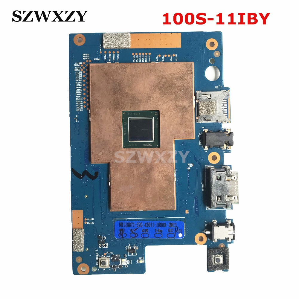 High Quality For Lenovo Ideapad 100S 11IBY Tablet Motherboard SR1UB Z3735F 32G 2G 1 33GHz NB116BT1