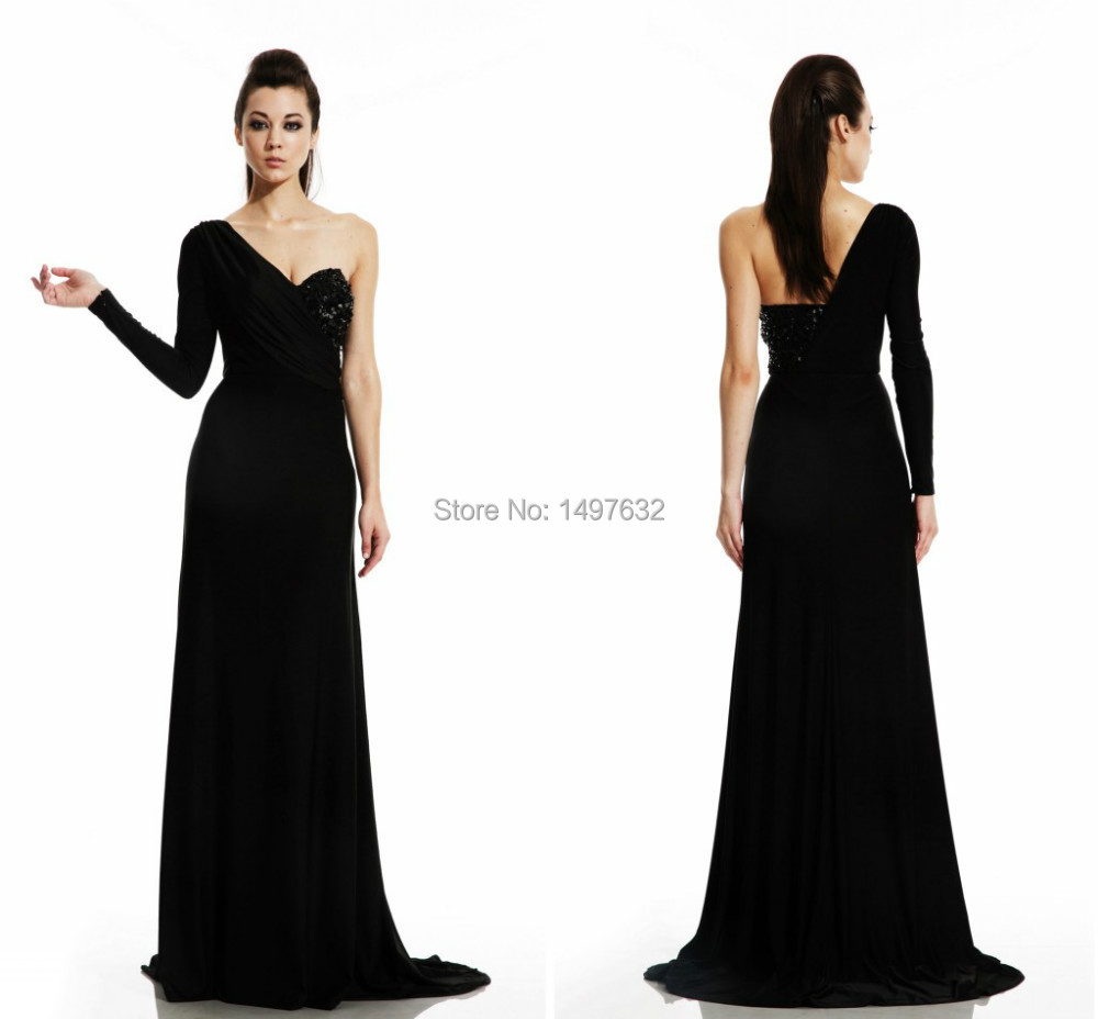 Online Get Cheap Simple Black Gown -Aliexpress.com | Alibaba Group