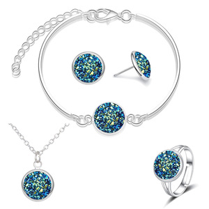 2019 Stainless Steel Jewelry Sets for Wo