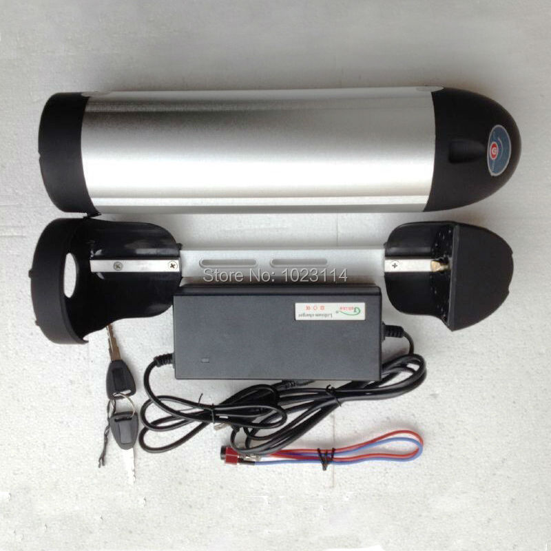 36v 12AH lithium battery Water kettle bottle battery Lithium Ion Battery for Electric Bike rechargeble battery with BMS charger