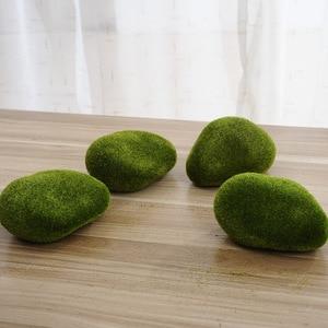 5PCS Ornament Moss Ball Foam A