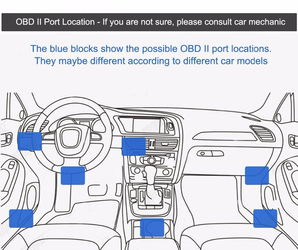 medium resolution of car obdii charging cable micro usb power adapter 16pin obd2 connector direct charger for gps dvr