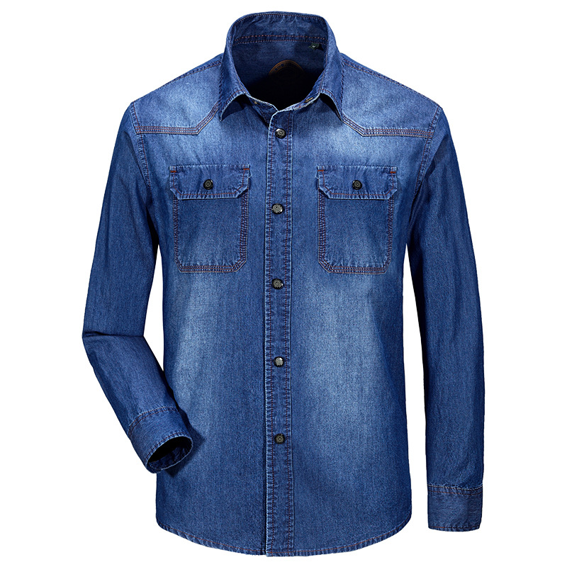 Online Get Cheap Mens Blue Jean Shirts -Aliexpress.com | Alibaba Group