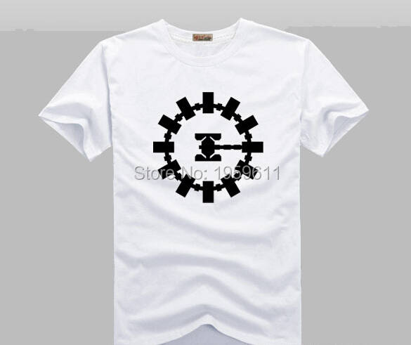 25912979a Online Shop 100% Cotton Interstellar Endurance Space Exploration Men's tee  shirt Funny Men Pre-cotton tees shirt   Aliexpress Mobile