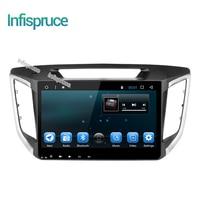 Android 6 0 Car Dvd Player GPS For Hyundai Creta Ix25 2014 2015 2016 2017 2