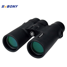 SVBONY бинокль телескоп 8×42 С Многослойным Просветлением Крыши Призма с Твист-до Охота Наблюдение За Птицами Отдых На Природе Бинокли для Наружного SV-21 F9117AB
