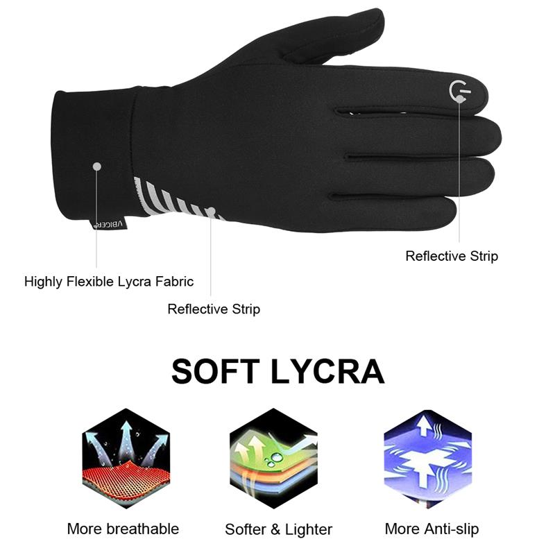 Back To Search Resultsapparel Accessories Men Fashionable Winter Driving Warm Knitting Leather Suede Fabric Thicken Gloves