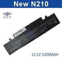 5200MAH 6cell New Laptop Battery For Samsung NB30 N210 N220 N230 X418 X420 X520 Q330 NP