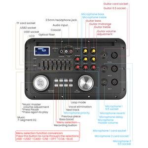 Image 3 - AIYIMA DSP Bluetooth MP3 décodeur conseil karaoké préampli mélangeur EQ sans perte Fiber Coaxial égaliseur pour amplificateur Audio Home cinéma