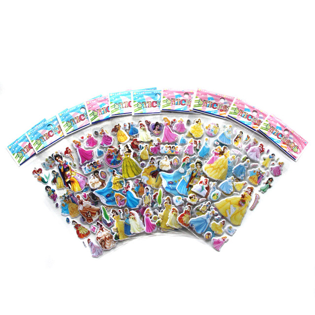 Stickers Mixed Cartoon Waterpoof