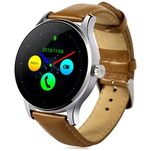 Original K88H Smart Watch MTK2502 Bluetooth Smartwatch Heart Rate Monitor Wearable Devices Waterproof Wristwatch For IOS Android