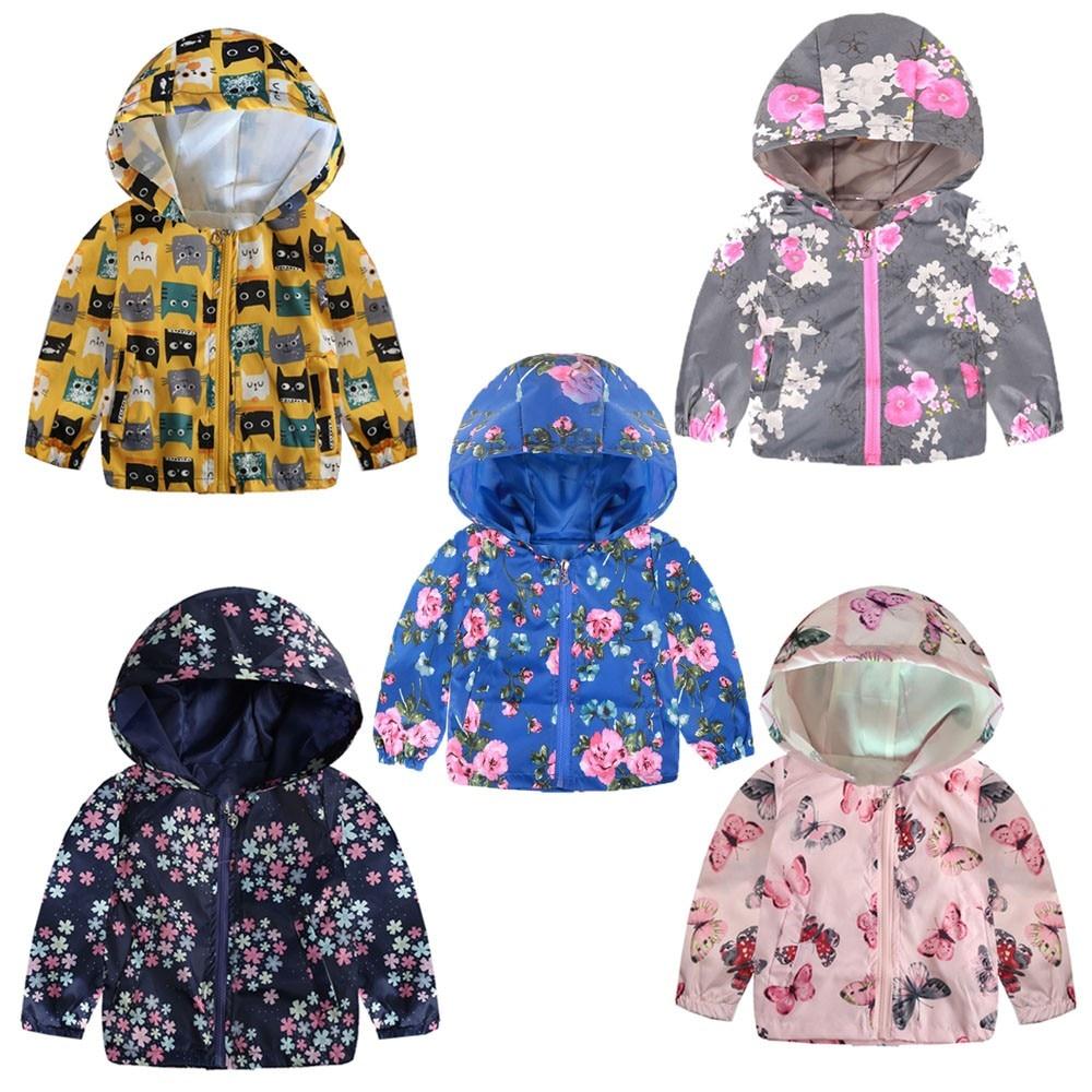 MUQGEW Hoodies Girls Cotton Sweatshirt Long Sleeve Hooded