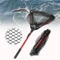 80cm Retractable Aluminum Alloy Single Triangular Ultra-Light Folding Handle Fishing Landing Net