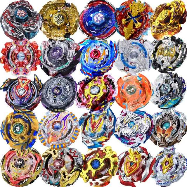 Beyblade Burst Beyblade Toupie Beyblade Burst Arena Beyblades Metal Fusion Without Launcher And Box Bey Blade Blades fafnir Toys