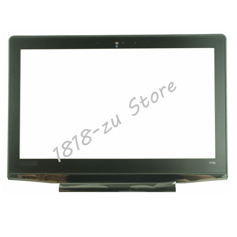 YALUZU new for <font><b>Lenovo</b></font> <font><b>Y700</b></font> <font><b>Y700</b></font>-14 Laptop Lcd Front Screen Bezel Cover Frame AP1F6000200 image
