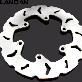 For YAMAHA MAJESTY YP250 YP2 High Quality Motorcycle Accessories Front Floating Brake Disc Rotor All Years