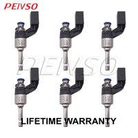 6x 03H906036 95560523200 IWD144 fuel injector for VOLKSWAGEN&AUDI CC / PASSAT / T*OUAREG / Q7 3.6L V6