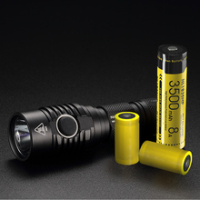 NITECORE MH23 torch 1800 Lumen CREE XHP35 HD LED mini Lamp Waterproof Flashlight with 3500mAh Rechargeable Battery Free Shipping