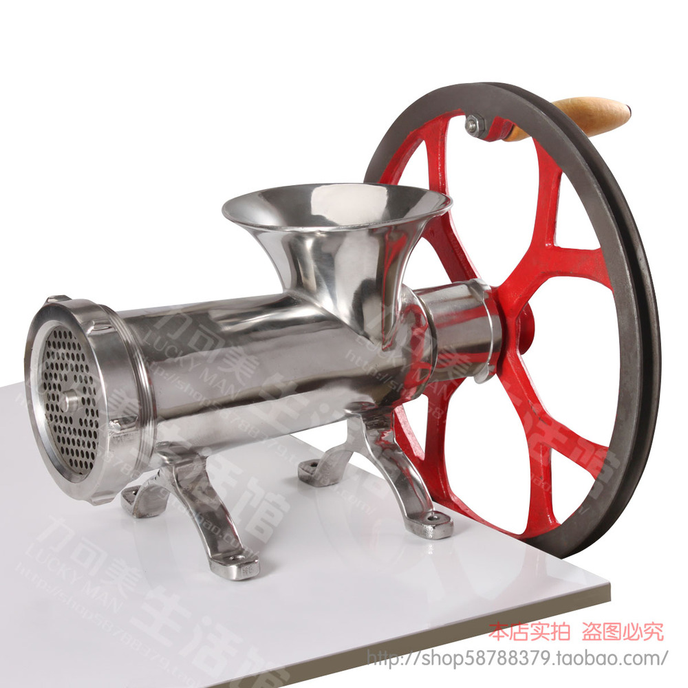 stainless steel dual manual electric meat grinder meat grinder rh aliexpress com stainless steel manual meat grinder canada stainless steel manual meat grinder reviews