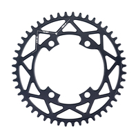 PASS QUEST R110 / 4 BCD 110BCD Round Road Bike 40T 52T Narrow Wide Chainring Bike Chainwheel For R7000 R8000 DA9100