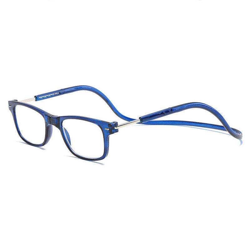 055 Reading Glasses Men and Women Portable Reading Eyeglasses +1.00 +1.50 +2.00 +2.50 +3.00 +3.50 +4.00