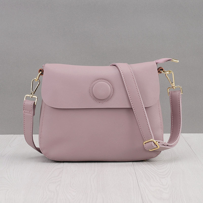 Casual genuine leather women shoulder bags handbag Simple design small Flap bag crossbody bag Cowhide Fashion messenger bag 2017 simple design cowhide women handbags high quality genuine leather shoulder bags fashion casual small box tote messenger bag 2017