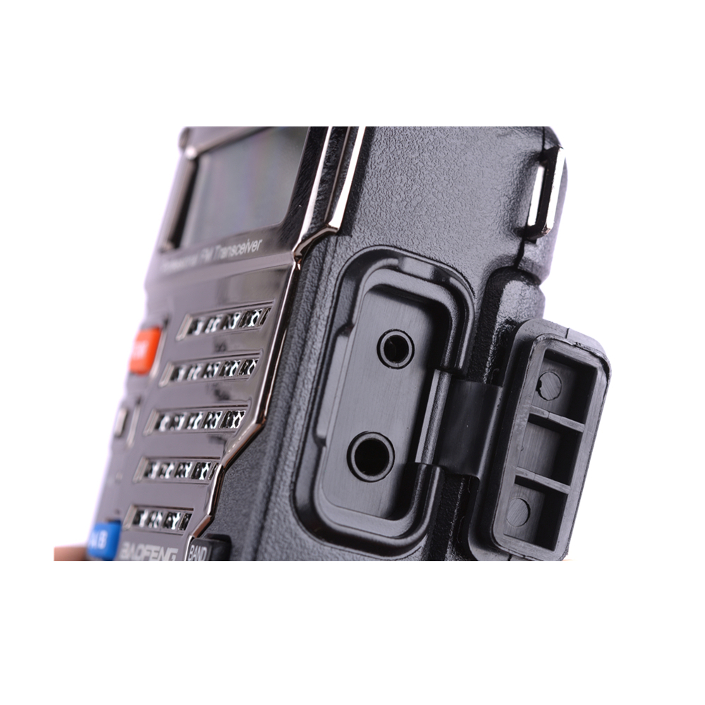 Image 4 - BaoFeng UV 5RE Walkie Talkie 10 km VHF UHF136 174Mhz&400 520Mhz Dual Band Two Way Radio UV 5R UV 5R CB Radio Ham Hf Transceiver-in Walkie Talkie from Cellphones & Telecommunications
