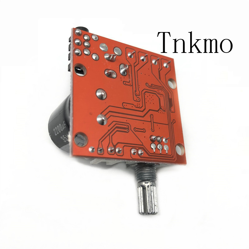 1 Stücke 12 V Mini Hallo-fi Pam8610 Audio Stereo Verstärker Bord 2x10 Watt Dual Kanal D Klasse Gut FüR Antipyretika Und Hals-Schnuller