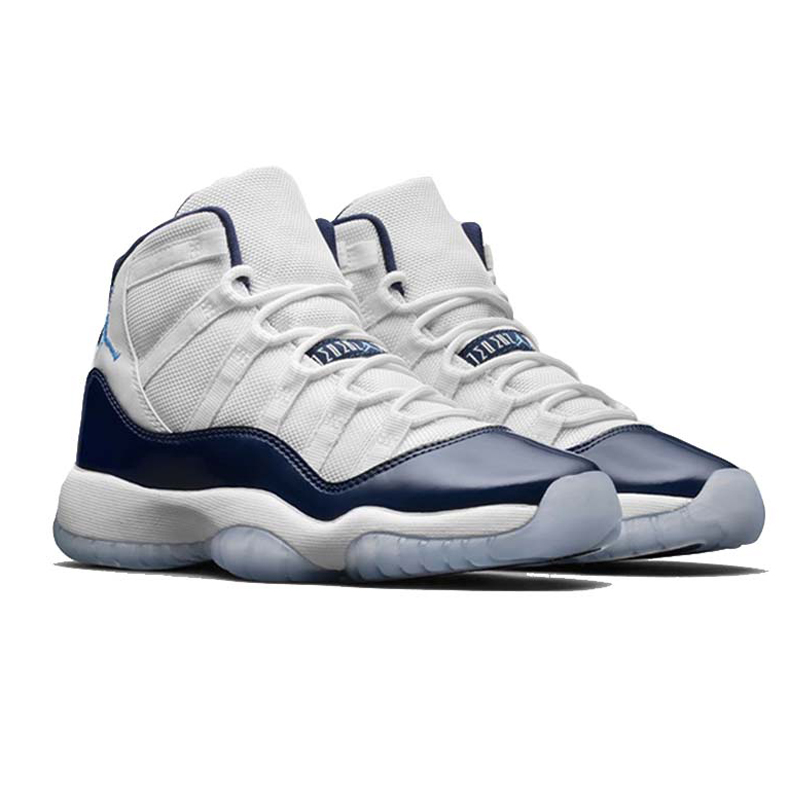 size 40 10eef bf0ae Nike Air Jordan 11 Retro Win Like 96 Original New Arrival Authentic Men's  Basketball Shoes Sport Outdoor Sneakers 378037 378038-in Basketball Shoes  ...