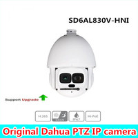 Бренд PTZ сети Камера SD6AL830V HNI 4 К 30x Лазерная PTZ сети Камера 12 мегапикселей Поддержка Hi PoE ИК расстояние до 500 м