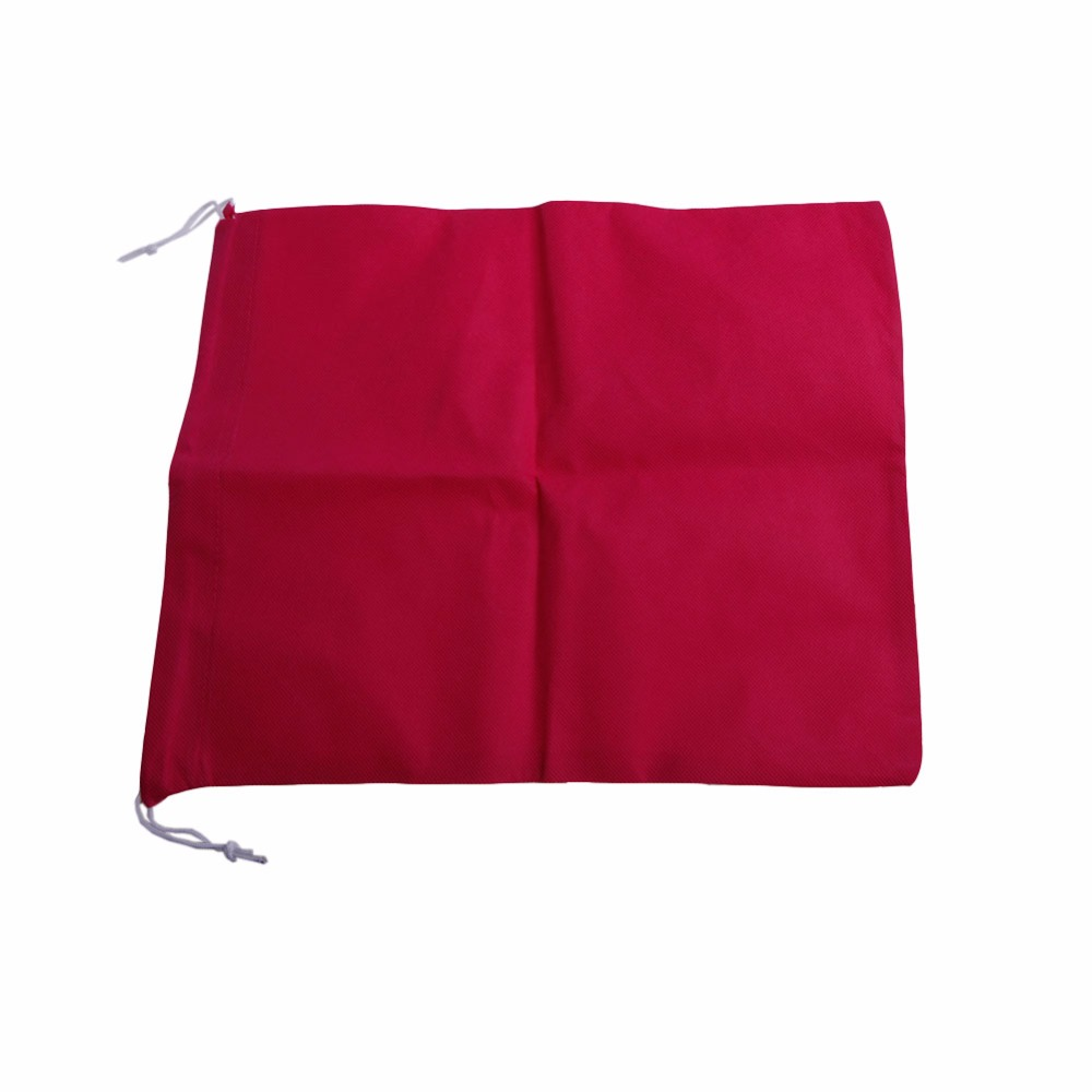 NEW 2016 Thick Non-Woven Laundry Shoe Bag Travel Pouch Storage Portable Tote Drawstring Storage Bag Organizer Covers