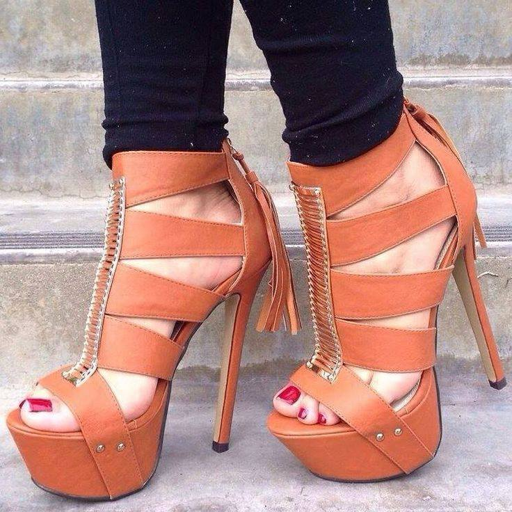 ФОТО Summer new costly Roman style with fine female sandals with waterproof shoes sexy big yards for women's shoes