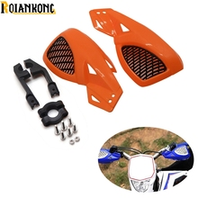 Dirt bike Motorcycle 7/8''22mm handlebar brake hand guard for KTm 400XC-W 400EXC-R 450SX/SX-F/SX-R 525SX/SX-R/XC/XC-W 150SX стоимость