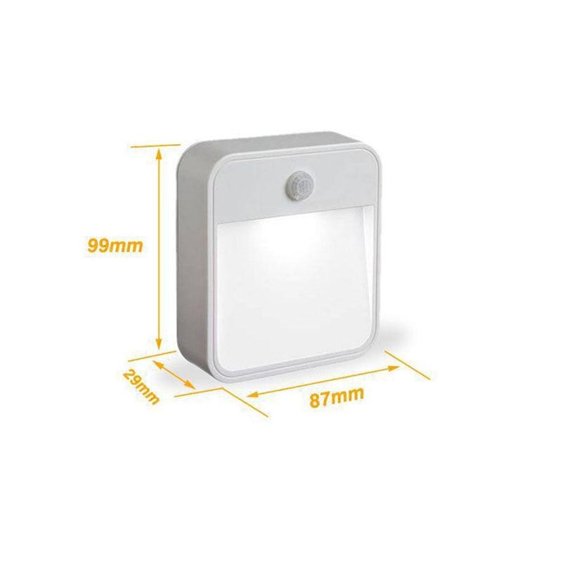 Luzes da Noite sensor de movimento em torno Modelo Número : Iductionlmp04