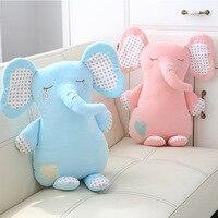 Baby Plush Toy Nursery Felt Animal Decoration Girl Boy Room Decor Toddlers Kids Stuffed Elephant Soft Doll Toys