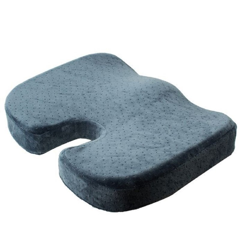 memory foam seat cushion for chair car office home bottom. Black Bedroom Furniture Sets. Home Design Ideas